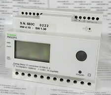 Crabtree PM3/2PO with LCD Energy Meter CT Connection