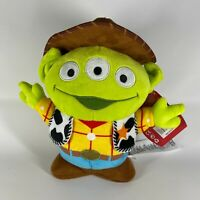 Disney Toy Story Alien Pixar Remix Plush Woody Limited Release New with Tag