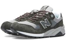 NEW Balance sneaker uomo MRT580BK Grigio Scuro UK 8 EU 42 LN27 79