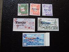 HERM ISLAND - 6 vignettes 1961 n** (europa) (col1) (T)
