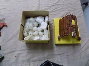 Elastolin Arrow stopper mint in the box 70mm