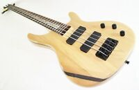 sehr edel: 4 saiter Bass natur von Cherrystone 07A