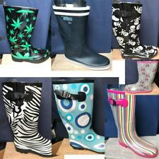 Ladies Mens Cheap Clearance Wellies Welly Calf Rain Wellington Boots UK 2-10