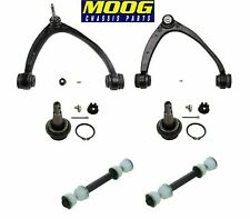 For Chevy Avalanche 07 5.3 FLEX Crew Cab 4WD Front Upper & Lower Suspension Kit