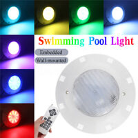 36W RGB Schwimmbad Lampe LED Poolbeleuchtung Teichbeleuchtung