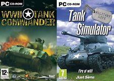 wwii tank commander & tank simulator