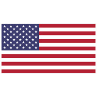 USA American Flag Military Marines Army Car Truck Window Decal Sticker Yeti US