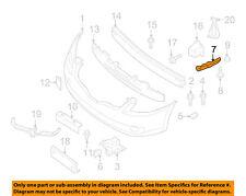 NISSAN OEM 07-12 Altima Front Bumper-Side Bracket Left 62221JA01A