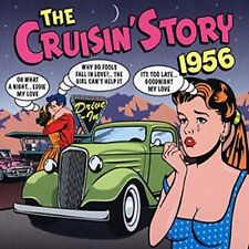 The Cruisin' Story 1956 - 50 Various (2CD) NEW/SEALED