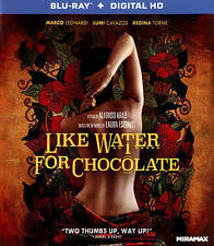 LIKE WATER FOR CHOCOLATE Sealed Brand New Blu-ray