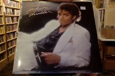 Michael Jackson Thriller LP sealed vinyl RE reissue gatefold