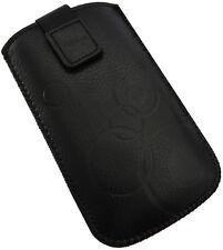 Slim Case für LG Handys Handytasche Schutz Hülle Tasche Kunstleder Handy Case
