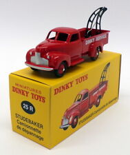 Atlas Editions Dinky Toys 25R - Studebaker Camionnette De Depannage Truck