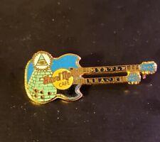 Hard Rock Café Pin Myrtle Beach - Doubleneck Guitar Eye of Knowledge (#38461)