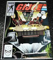 G.I Joe 72B 1st Print (7.5) 1982 Series Marvel Comics