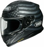 SHOEI RF-1200 DEDICATED Helmet -ALL SIZES- DOT/SNELL Street Full Face Patriotic