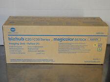 Original Neuware Konica Minolta IU312Y /  A03105J / Imaging Unit Yellow in OVP
