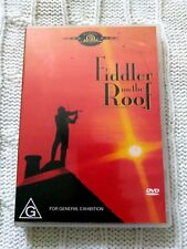 Fiddler On The Roof (DVD, 2004) R-4, LIKE NEW, FREE POST WITHIN ASUTRALIA