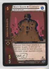 2004 VS System DC Origins #DOR-071 Matt Hagen Clayface (Man of Clay) - Card q0l