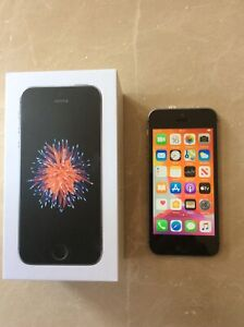 Apple iPhone SE 32GB Space Grey Unlocked MP822B/A