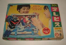 1970's Takara Japanese Great Manzinga Shogun Warriors TV Playset MIB RARE #BD24
