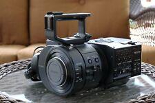 Sony NEX-FS700U Super 35mm CMOS HD Camcorder Body NEX-FS700U w/Side Grip