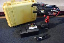 Max Rebar RB398 Li-Ion Rebar Tie Machine Concrete Tool