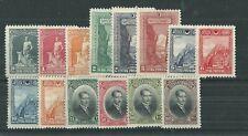 TURKEY 1926 SET FRESH MLH