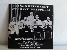 CD Album sampler 25 titres DJANGO REINHARDT STEPHANE GRAPPELLI STAR115