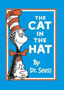 The Cat in the Hat (Book & CD) By Dr. Seuss, Adrian Edmondson