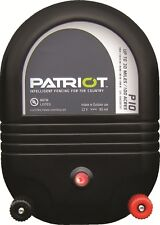 Patriot P10 30 Mile Fence Charger Dual Purpose!
