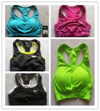 Everlast Womens Sport Bra Shapewear Yoga Bras  Crop Top Vest Fitness Size S L XL