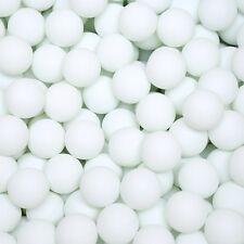 10 Stk 40mm Weiß PingPong Bälle Tischtennisball Tischtennisbälle Spielball