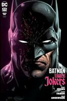 Batman Three Jokers #1 DC COMICS  Cover B Fabok 1ST PRINT