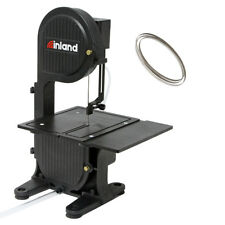 Inland Craft DB-100 Band Saw | Tabletop Saw | Includes Diamond Band Saw Blade