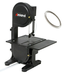 Inland Craft DB-100 Band Saw   Tabletop Saw   Includes Diamond Band Saw Blade