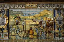 639081moors y los cristianos junto España A4 Foto Impresión
