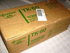 3 x Kyocera Mita FS-1800 FS-3800 TK-60 Toner Kit TK60