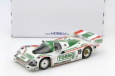 PORSCHE 962 C#19 3rd 1000KM MUGELLO 1985 bellof, Boutsen 1:18 Norev