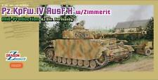 DRAGON 1/35 6611 Pz.Kpfw.IV Ausf.H w/Zimmerit Mid-Production [Bonus:Magic Track]