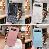 Galaxy S10 Note 10 Plus Case Luxrury Bling Glitter Fashion Girl Phone Case Cover