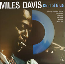 Miles Davis – Kind Of Blue  (BLUE VINYL) (MONO) 180g