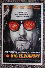 The Big Lebowski Lobby Card Movie Poster #1 Jeff Bridges Julianne Moore