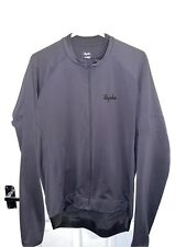 RAPHA core Long Sleeve Jersey XL Grey
