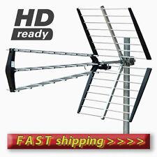 Antiference High Gain UHF Wideband Aerial - Digital TV / Saorview HD MPEG4