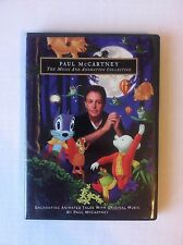 Paul McCartney - The Music and Animation Collection (DVD, 2004)