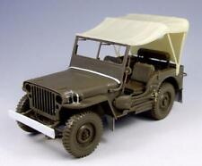 El bodi TB-35037, Jeep Willys Lona Set para TAMIYA Kit, escala 1:35