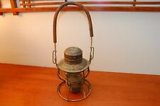 ARMSPEAR MANUFACTURING CO. ''1925 SHORT GLOBE LANTERN'', MARKED L.I.R.R. NY..