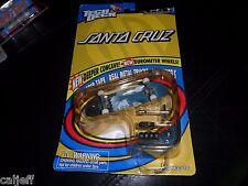 RARE 1999 SANTA CRUZ TECH DECK FINGER SKATEBOARD  X CONCEPTS SERIES 4440