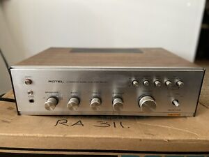 Rotel RA 311 Vintage Stereo Amplifier